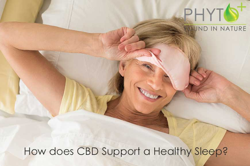 How does CBD Support a Healthy Sleep?