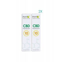 Value pack CBD Broad Spectrum Extract 1000mg - 2000mg total