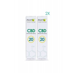 Value pack CBD Full Spectrum Extract 20% - 4000 mg total