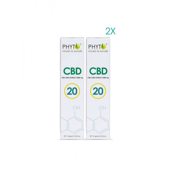 CBD Hennepolie Extract 2000mg | Multipack